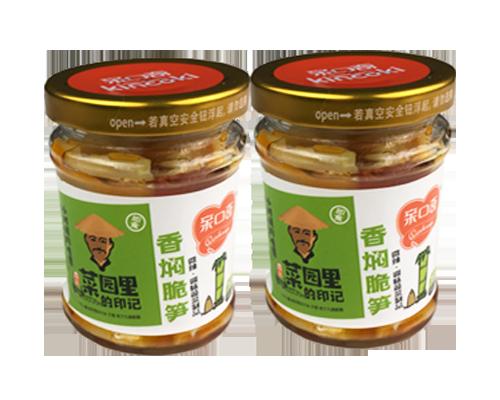 香焖脆笋微辣(净含量:170g)
