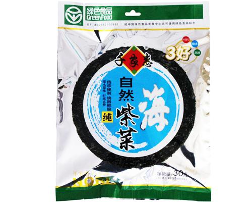 千家惠自然紫菜(净含量:30g)
