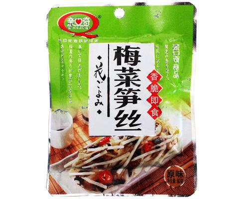 亲口奇梅菜笋丝原味(净含量:80g)