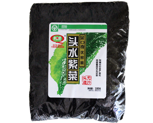 亲口奇优鲜脆头水紫菜(净含量:100g)