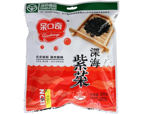 亲口奇深海紫菜(净含量:20g)