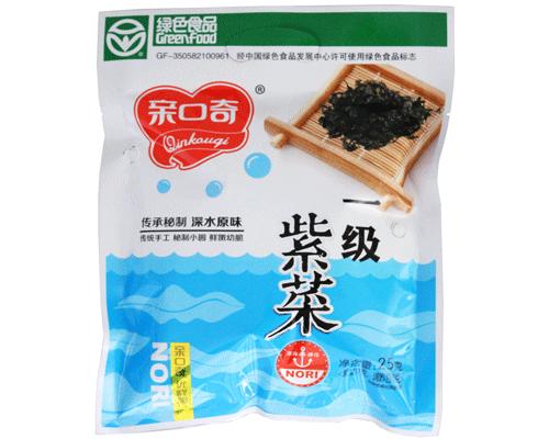 亲口奇一级紫菜(净含量:25g)