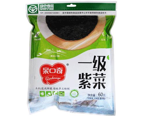 亲口奇一级紫菜(净含量:60g)
