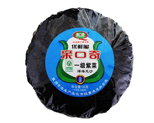 优鲜脆一级紫菜(净含量:35g)