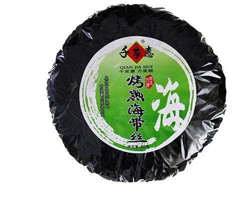 千家惠烤熟海带丝(净含量:80g)
