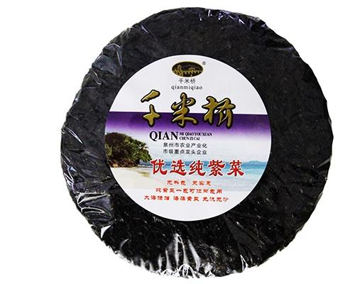 千米桥优选纯紫菜(净含量:20g)