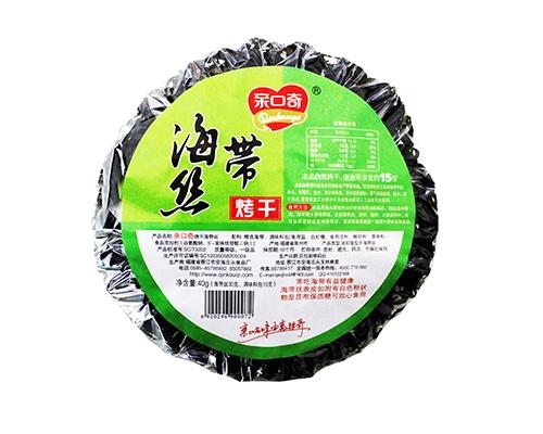 亲口奇海带丝烤干(净含量:40g)