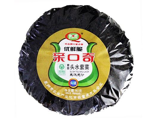 亲口奇优鲜脆头水紫菜(80g)