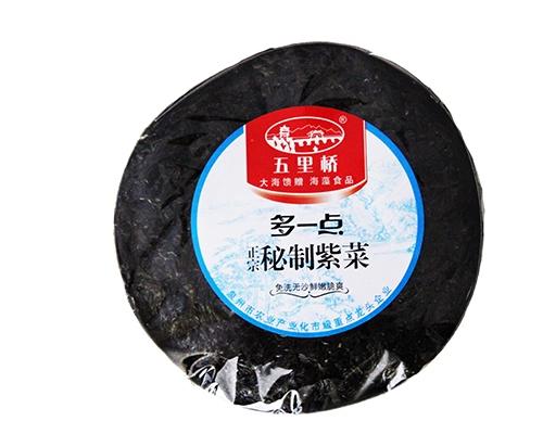 五里桥多一点秘制紫菜(净含量:60g)