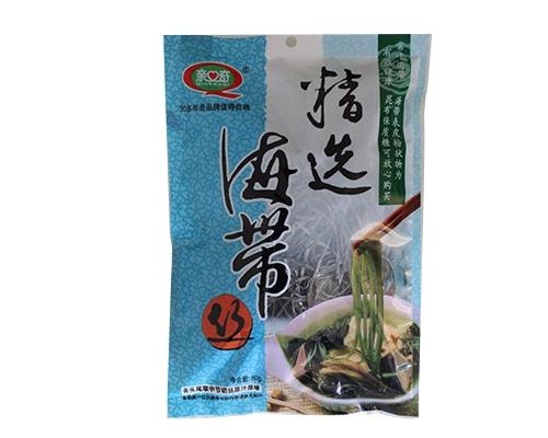 北京亲口奇精选海带丝(净含量:80g)
