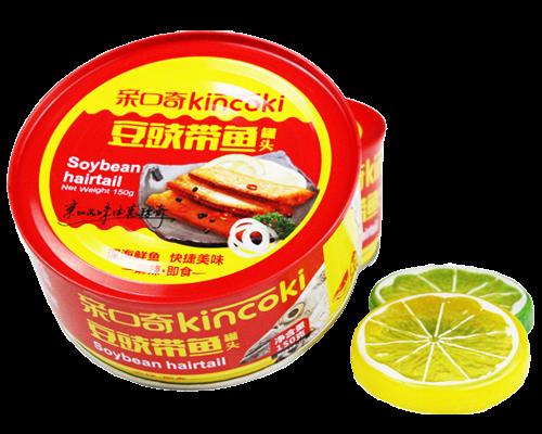 豆豉带鱼麻辣(净含量:150g)