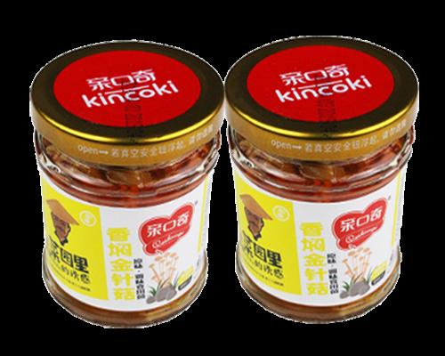 香焖金针菇原味(净含量170g)
