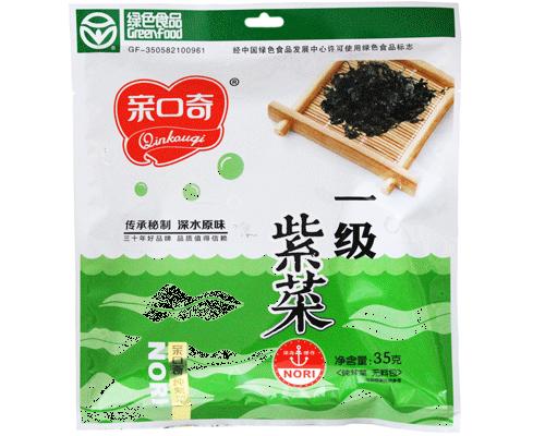 亲口奇一级紫菜(净含量:35g)