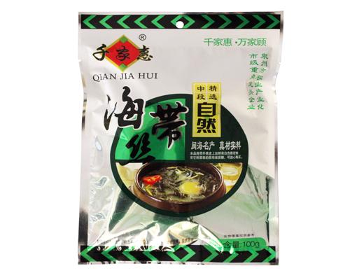 千家惠海带丝(净含量:100g)